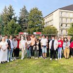 25/09/2021: Forum des jeunes à Clermont.
