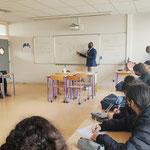26/03/2021: Intervention d'Abel Boyi au lycée Fernand Léger à Ivry-sur-Seine (94)