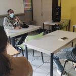 """14/04/2021: Forum d'inclusion sociale FR sur le handicap """" Ma vie est une victoire sur la maladie"""" avec le jeune Anthony Bidi (témoignage sur la sclérose en plaques)"""