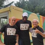 03/07/2021: Avec Yazid Kherfi et François Besse. Évènement à Clichy-sous-Bois - Dialogue Police/Jeunesse, comment apaiser les tensions?