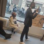 24/02/2021: Forum d'inclusion sociale FR - Intervention Éro NGoubili