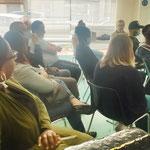 29/07/2021: À Creil, École de la 2e chance. Intervention de Sarah Frikh et Bouchra Sirsalane sur le fléau du cyberharcèlement et l'engagement humanitaire.