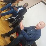 05/05/2021: Forum d'inclusion sociale dialogue Police-Jeunesse au centre ÉPIDE de Margny-les-Compiègne