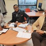 09/02/2021: Accord de partenariat avec l'association Eliora (prise en charge d'enfants orphelins et abandonné(e)s en zone centrafricaine.