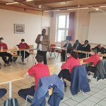 """18/02/2021: Forum FR au centre Épide de Margny-les-Compiègne -  """"Police / Jeunesse: un dialogue réellement impossible?"""""""