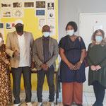 """31/03/2021: Forum d'inclusion sociale FR """"Briser le cycle de l'addiction"""" à Creil dans les locaux de """"Femmes sans Frontières"""""""
