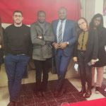"""23/01/2021: Jury de sélection des futures participantes à la 2ème promotion de la formation """"Entrepreneuriat au féminin"""" à Mantes-le-Jolie"""