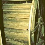 Wasserrad ca. 1985