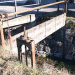 Falle und Schieber bei der Erlenbrücke (2008)