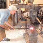 Schwanzhammer in Aktion