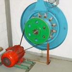 Sanierte Anlage mit 10 kW-Generator