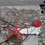 Uebersetzung, Generator und Steuerung