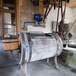 Waschmaschine mit Antrieb