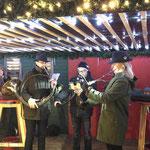 Weihnachtsmarkt im Türkenschanzpark 2018