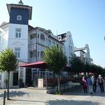 Uferpromenade in Binz