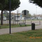 Stellplatz in der Nähe von Ravenna