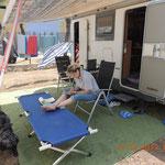 Campingplatz bei Peschici