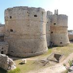 Kastell von Otranto