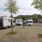 Stellplatz in Soave
