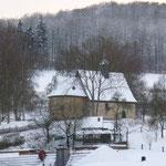 Kirchlein im Winter