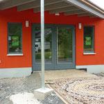 das neue Dorfgemeinschaftshaus