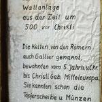"""Restwall """"Finkenburg bei Nieder-Werbe"""