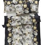 Oliva anthrazit, lieferbar bis Grösse 160x240cm