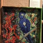 Inspirierendes farbiges Mosaik