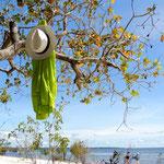 am Rio Negro bei Praia Grande