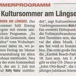 Kärntner Woche 8.6.2011