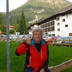 Oberstdorf mit Schanzen