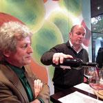 Einblicke im Weingut Zull im Schrattental