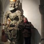mit Karl dem Großen