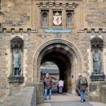 vorm Edinburgh Castel