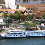 unser Schiff die MS Douro Princess