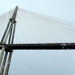 ...und unter der Brücke bei Manaus