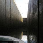 24 m hohe Schleusen im Main-Donau Kanal