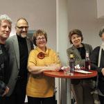 mit RAIBA Chef Herbert Marktl und Gisi Karl
