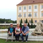 mit Heidi und Franz