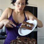 und der Torte