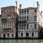 Palazzo Dario am Kanale Grande