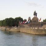 Kaiser Wilhelm in Koblenz