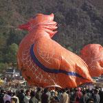ein Hahn