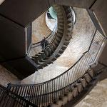 Aufstieg auf den Torre dei Lamberti...
