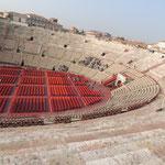 Abschluss in der Arena