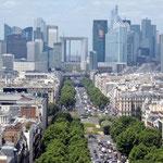 das moderne Paris