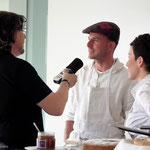 Interviews für radio Kärnten