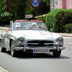 Mercedes 190 SL Bj 1960