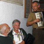unter den Arkaden mit Peter Weisböck