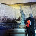 am Weg nach New York
